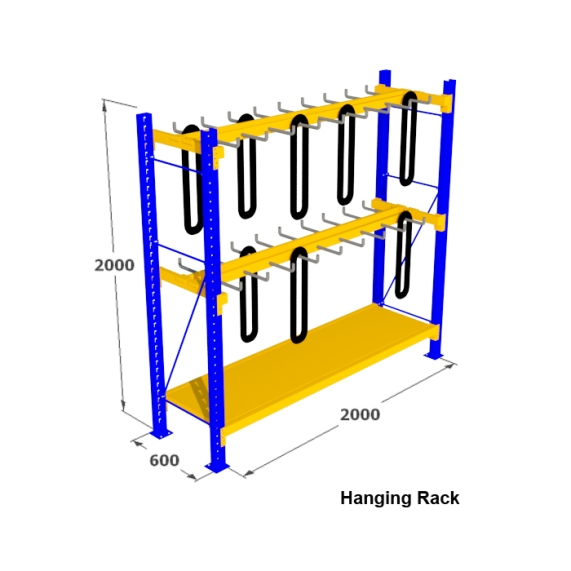 1. Rak Medium Duty for Hanging Rack