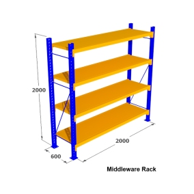 2. Rak Medium Duty for Middleware Rack
